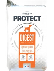 Protect Digest /протект дайджест лечебно-профилактический корм для собак, склонных к заболеваниям желудочно- кишечного тракта. снижение непереносимости компонентов корма.
