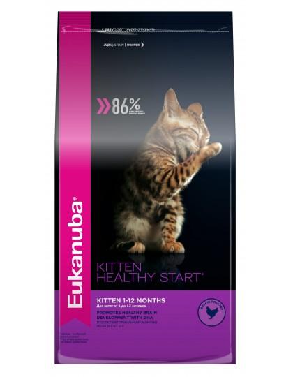 Kitten Healthy Start  для котят от 1 года до 12 месяцев и беременных или кормящих кошек