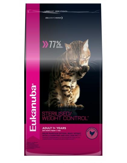 Cat Adult для кошек, склонных к набору веса, а также для кастрированных/ стерилизованных кошек