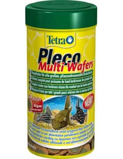 Pleco Multi Wafers корм для донных рыб