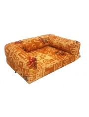 """Лежанка """"диван"""" со съемным чехлом"""
