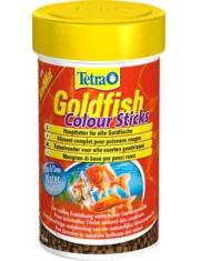 Корм для золотых рыбок Tetra Goldfish Colour Sticks 100 мл палочки