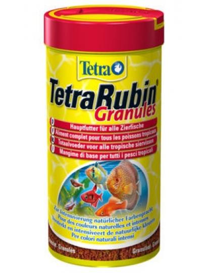 Корм универсальный Tetra Rubin Granules 250 мл гранулы