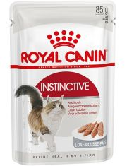 Instinctive для взрослых кошек в паштете