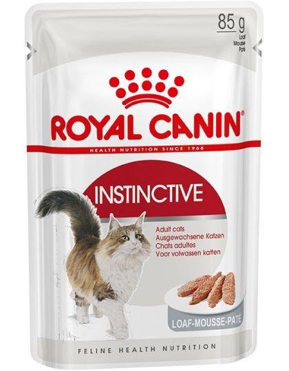 Instinctive (в паштете) для взрослых кошек