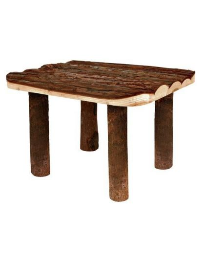 Площадка деревянная