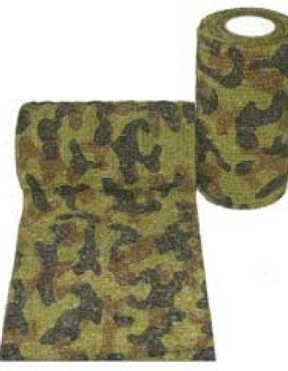 PetFlex бандаж латексный зеленый камуфляж
