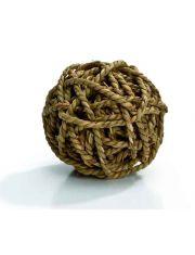 """Мячик из плетёной соломы"""" игрушка для грызунов"""