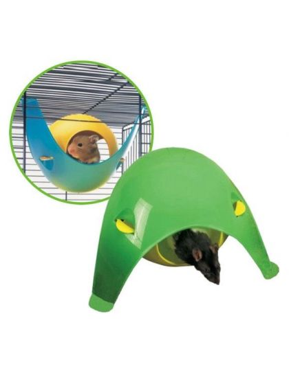 Spytnik домик пластиковый для грызунов