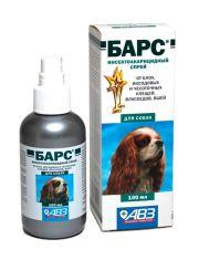 Спрей инсекто-акарицидный  для собак