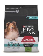 Optidigest  для взрослых собак средних пород с чувствительным пищеварением,ягненок