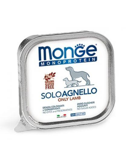Monoproteico Solo паштет из ягненка