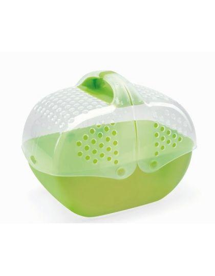 Baggy переноска пластиковая для грызунов