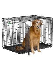iCrate клетка для домашних животных с двумя дверьми