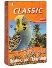 Classic  корм для волнистых попугаев