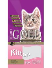 Kitten Chicken 34/22 сухой корм корм для котят, курица