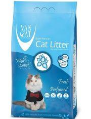 Наполнитель для кошачьих туалетов, комкующийся, без пыли, с ароматом весенней свежести