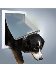 Дверца для собак, 2 функции