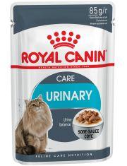 Urinary Care кусочки в соусе  для поддержания баланса минералов в моче животного и здоровья мочевыводящих путей