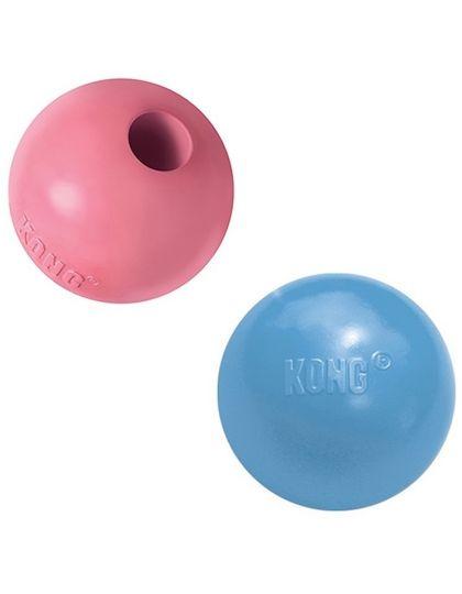 Игрушка для щенков мелких пород (до 9 кг) из прочной, натуральной резины