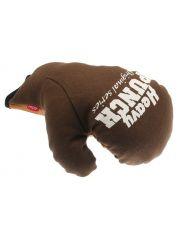 Боксерская перчатка с пищалкой игрушка для собак