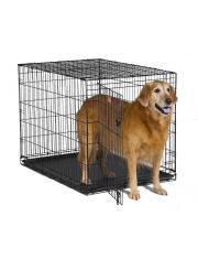 iCrate клетка  черная с  1 дверью