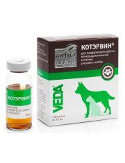 КотЭрвин кормовая добавка для профилактики мочекаменной болезни у кошек и собак