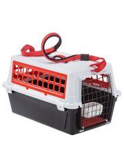 Atlas 20 Trendy Plus переноскa для кошек и собак с плечевым ремнем