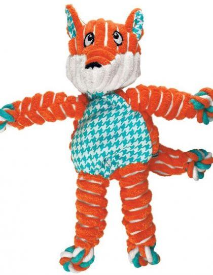 Floppy Knots лиса малая игрушка для собак