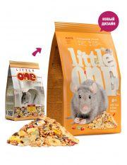 Mealberry корм для крыс