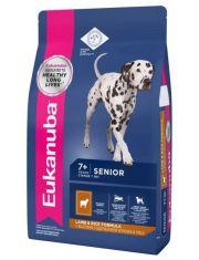 Mature & Senior сухой корм для пожилых собак всех пород с ягненком и рисом