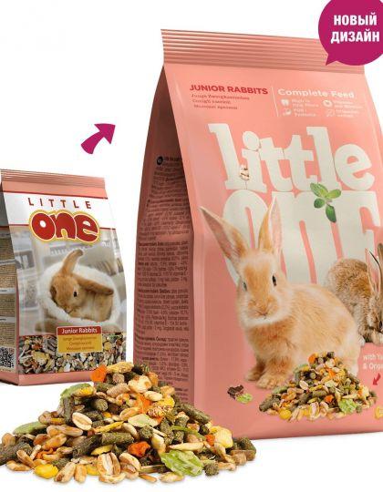 Junior Rabbits корм для молодых кроликов