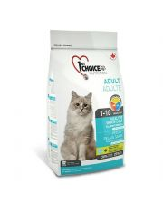 HEALTHY SKIN & COAT здоровая шерсть и кожа для взрослых кошек от 1 года до 10 лет лосось