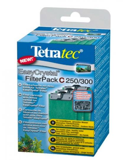 Набор картриджей с углем для Tetra EasyCrystal 250/300