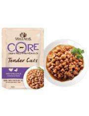 Tender Cuts  для кошек нежные кусочки индейки и утки в пикантном соусе