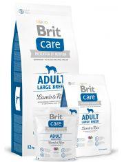 Care Adult Large Breed Lamb & Rice гипоаллергенная формула ягненок с рисом для взрослых собак крупных пород (более 25 кг)