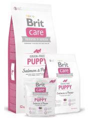 Care Grain-free Puppy Salmon & Potato беззерновая формула с лососем и картофелем для щенков и юниоров всех пород