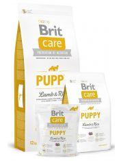 Care Puppy Lamb & Rice гипоаллергенная формула с ягненком и рисом для щенков всех пород (4 недели-12 месяцев)