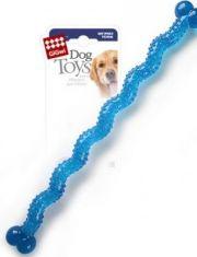 Косточка резиновая длинная игрушка для собак