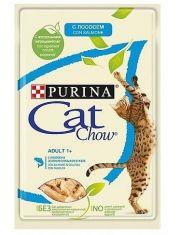 Консервы для кошек лосось  и зеленая фасоль