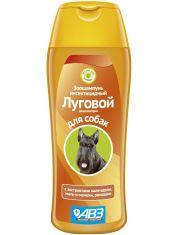 ЛУГОВОЙ шампунь инсектицидный от блох  для собак