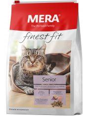 finest fit Senior 8+ корм для стареющих кошек от 8 лет