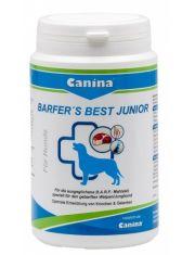 Barfer's Best Junior для оптимального дополнения к ежедневному рациону при кормлении по системе BARF или при натуральном типе кормления щенков и молодых собак
