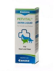 Derm Liquid капли улучшают обменные процессы в организме и устраняют проблемы кожи и шерсти