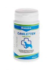 Caniletten для роста костей, зубов и мышц, поддерживает обмен веществ, аппетит, пищеварение и пигментацию