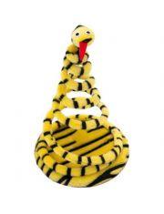 Змея пирамидка цветная игрушка для кошек