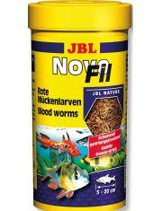 Корм для рыб NovoFil личинки красного комара