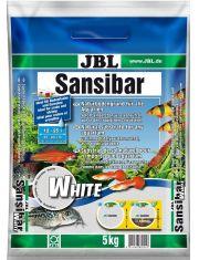 """""""Sansibar"""" грунт декоративный для аквариума,мелкий, цвет: белый"""