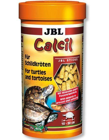Calcil корм  для черепах, в форме палочек