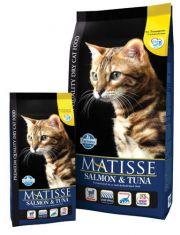 Matisse Adult сухой корм для взрослых кошек, с лососем и тунцом